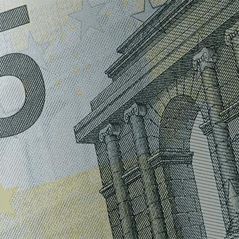 Web Design Cost - five euro note