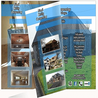 Web Design Services - brochures