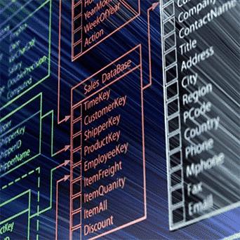 Database design services
