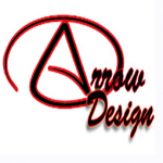 Small Arrow Design Logo