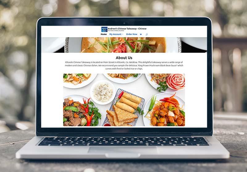 website design for a coordination centre
